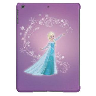 Elsa - los deshielos del amor, amor brillan funda para iPad air