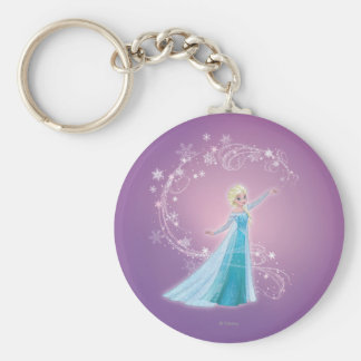 Elsa | Love Thaws, Love Glows Keychain