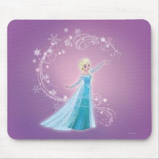 Elsa | Love Thaws, Love Glows Mouse Pad