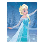 Elsa - magia del invierno postal