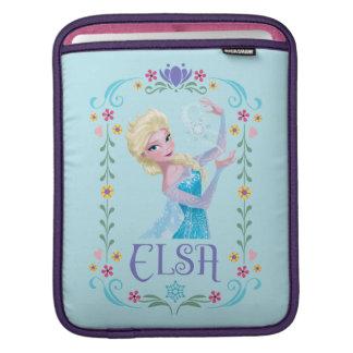 Elsa | My Powers are Strong iPad Sleeve