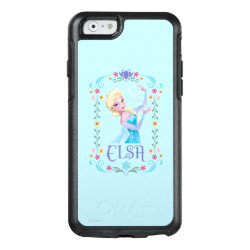 OtterBox Symmetry iPhone 6/6s Case with Elsa the Snow Queen's Powers Are Strong design