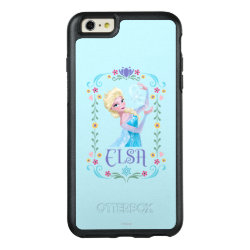 OtterBox Symmetry iPhone 6/6s Plus Case with Elsa the Snow Queen's Powers Are Strong design