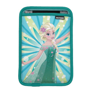 Elsa   Perfect Day iPad Mini Sleeve