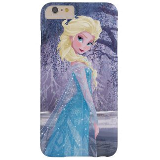 Elsa | Side Profile Standing Barely There iPhone 6 Plus Case