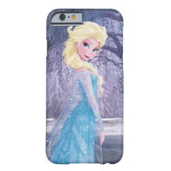 Case-Mate Barely There iPhone 6 Case with Frozen's Princess Elsa the Snow Queen design