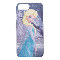 Case-Mate Barely There iPhone 7 Case with Frozen's Princess Elsa the Snow Queen design
