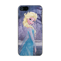 Incipio Feather Shine iPhone 5/5s Case with Frozen's Princess Elsa the Snow Queen design