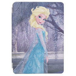 iPad Air Cover with Frozen's Princess Elsa the Snow Queen design