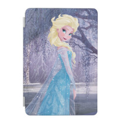 iPad mini Cover with Frozen's Princess Elsa the Snow Queen design