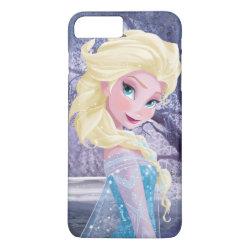 Case-Mate Tough iPhone 7 Plus Case with Frozen's Princess Elsa the Snow Queen design