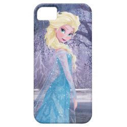 Case-Mate Vibe iPhone 5 Case with Frozen's Princess Elsa the Snow Queen design