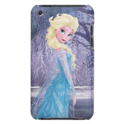 Case-Mate iPod Touch Barely There Case with Frozen's Princess Elsa the Snow Queen design