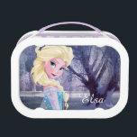 """Elsa   Side Profile Standing Lunch Box<br><div class=""""desc"""">Frozen - Elsa</div>"""