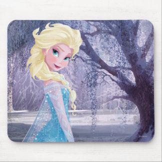 Elsa | Side Profile Standing Mouse Pad