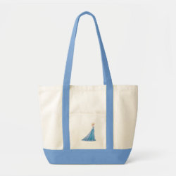 Impulse Tote Bag with Frozen's Princess Elsa the Snow Queen design