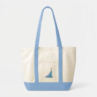Elsa | Side Profile Standing Tote Bag