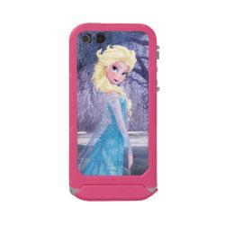 Incipio Feather Shine iPhone 5/5s Case with Frozen's Princess Elsa the Snow Queen design