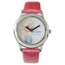 Elsa | Side Profile Standing Wrist Watch