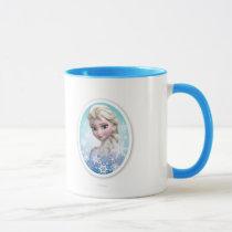 Elsa | Snowflake Frame Mug