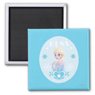 Elsa | Snowflakes Magnet