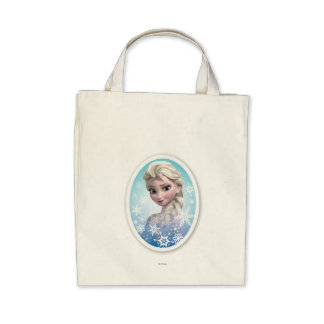 Elsa Snowlake Frame Bags