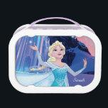 "Elsa   Sparkling, Elegant Ice Lunch Box<br><div class=""desc"">Frozen - Elsa</div>"