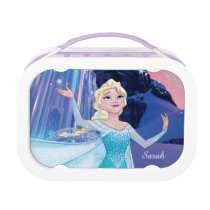 Elsa | Sparkling, Elegant Ice Lunch Box