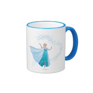 Elsa - Sparkling, Elegant Ice Ringer Coffee Mug