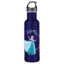 Elsa | Sparkling, Elegant Ice Stainless Steel Water Bottle