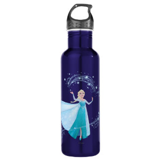 Elsa | Sparkling, Elegant Ice Stainless Steel Water Bottle