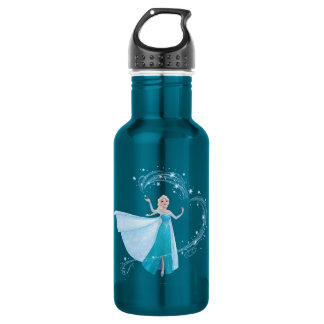 Elsa | Sparkling, Elegant Ice Water Bottle