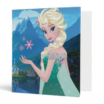 Elsa | Summer Wish 3 Ring Binder