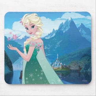 Elsa | Summer Wish Mouse Pad