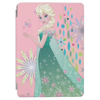 Elsa | Summer Wish with Flowers iPad Air Cover