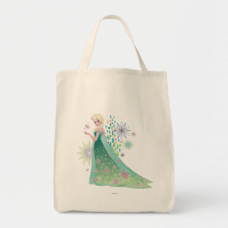 Elsa | Summer Wish with Flowers Tote Bag