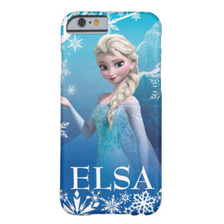 Elsa the Snow Queen iPhone 6 Case