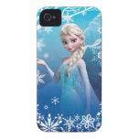 Elsa the Snow Queen iPhone 4 Cases