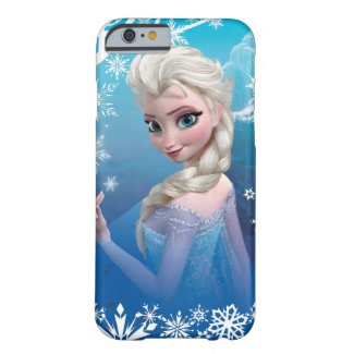 Elsa the Snow Queen iPhone 5 Cover