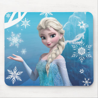 Elsa the Snow Queen Mouse Pads