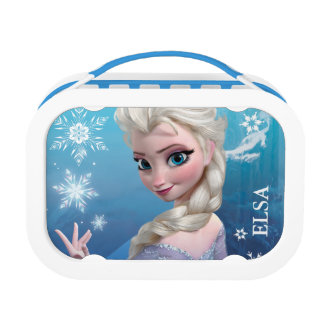 Elsa the Snow Queen Replacement Plate