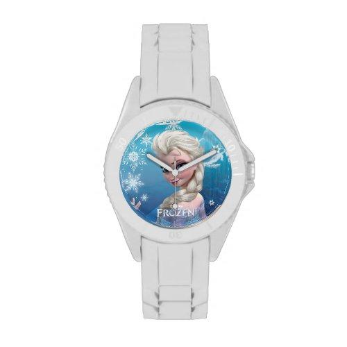 Elsa the Snow Queen Wrist Watch