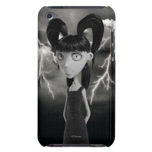 Elsa Van Helsing Barely There iPod Protectores