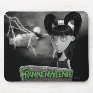 Elsa Van Helsing Mousepad
