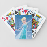 Elsa - Winter Magic Bicycle Playing Cards