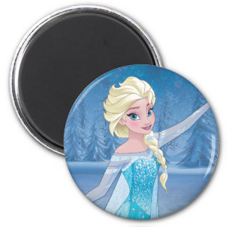 Elsa | Winter Magic Magnet