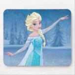 Elsa - Winter Magic Mouse Pad