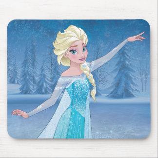 Elsa | Winter Magic Mouse Pad