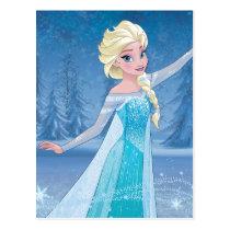 Elsa | Winter Magic Postcard