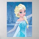 Elsa - Winter Magic Poster